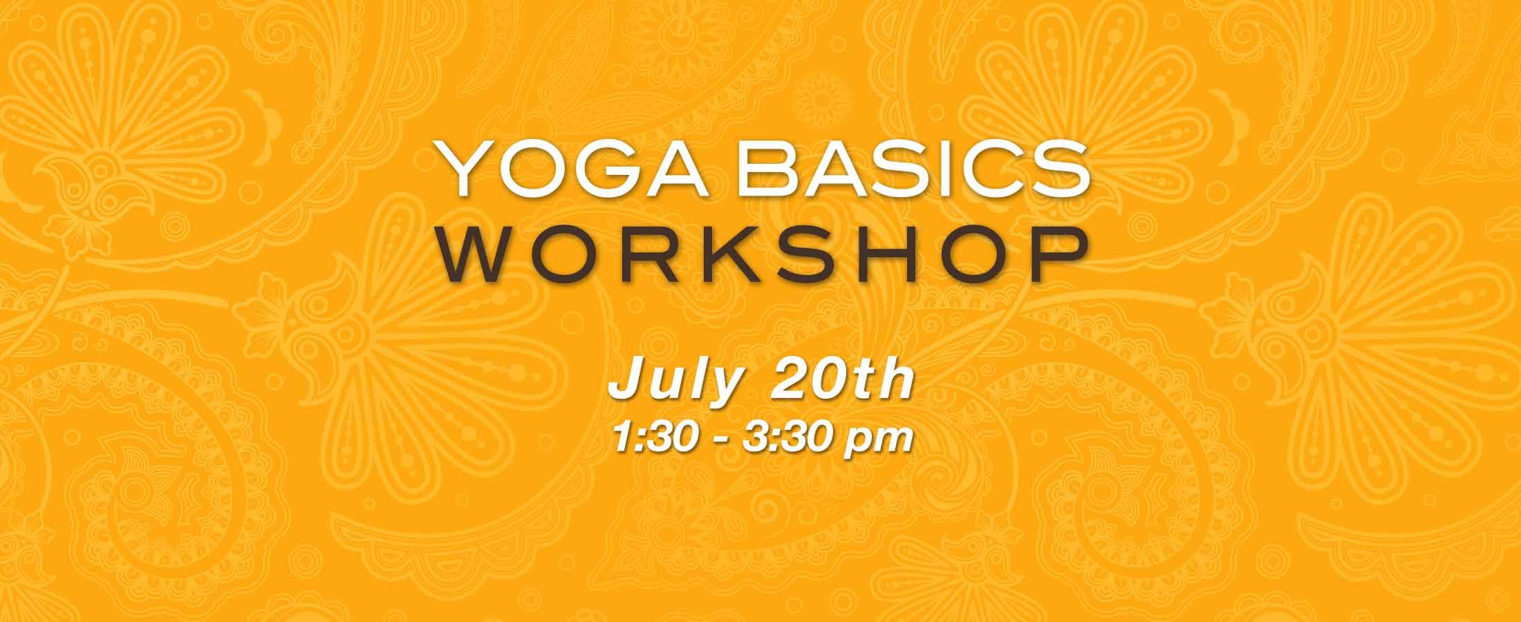 yoga basics workshop hot yoga markham