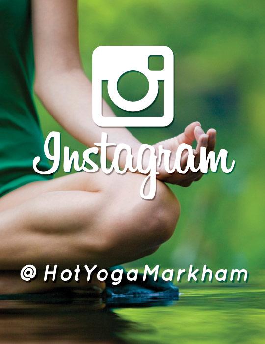 hot yoga markham instagram