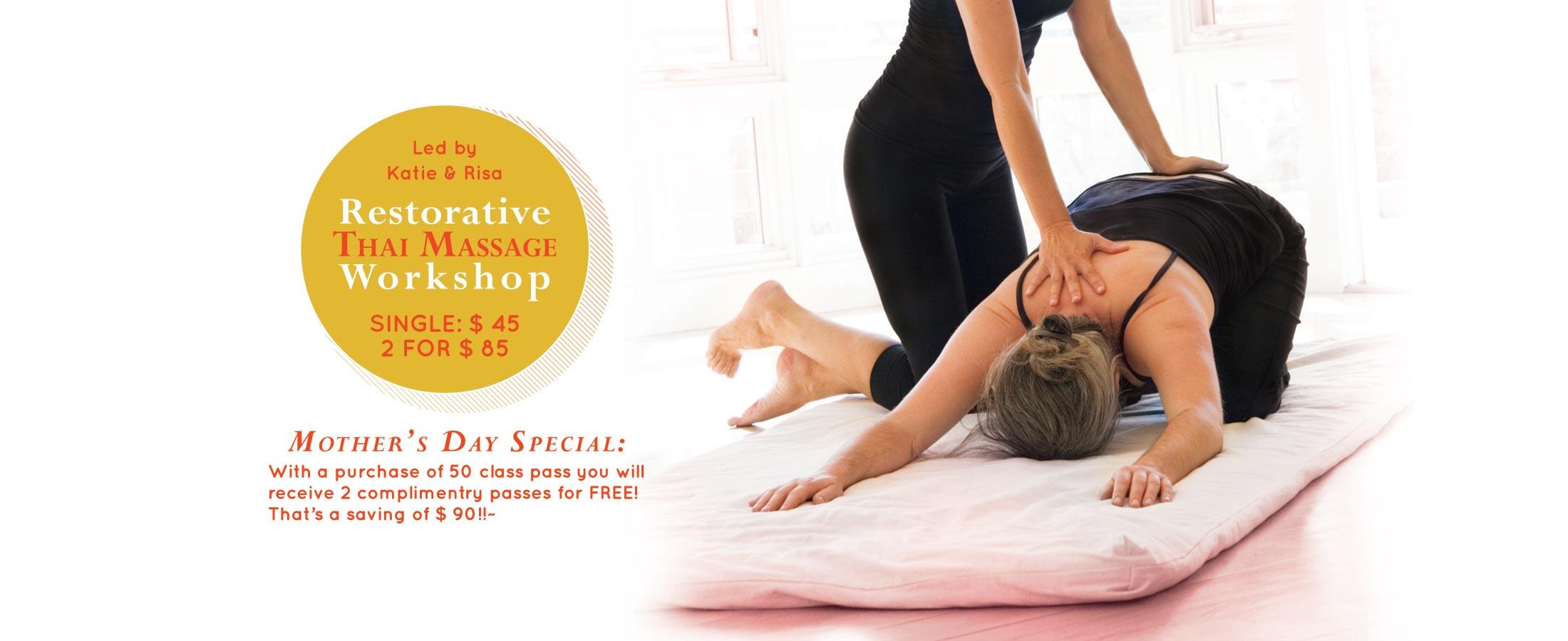 Workshops Hot Yoga Markham