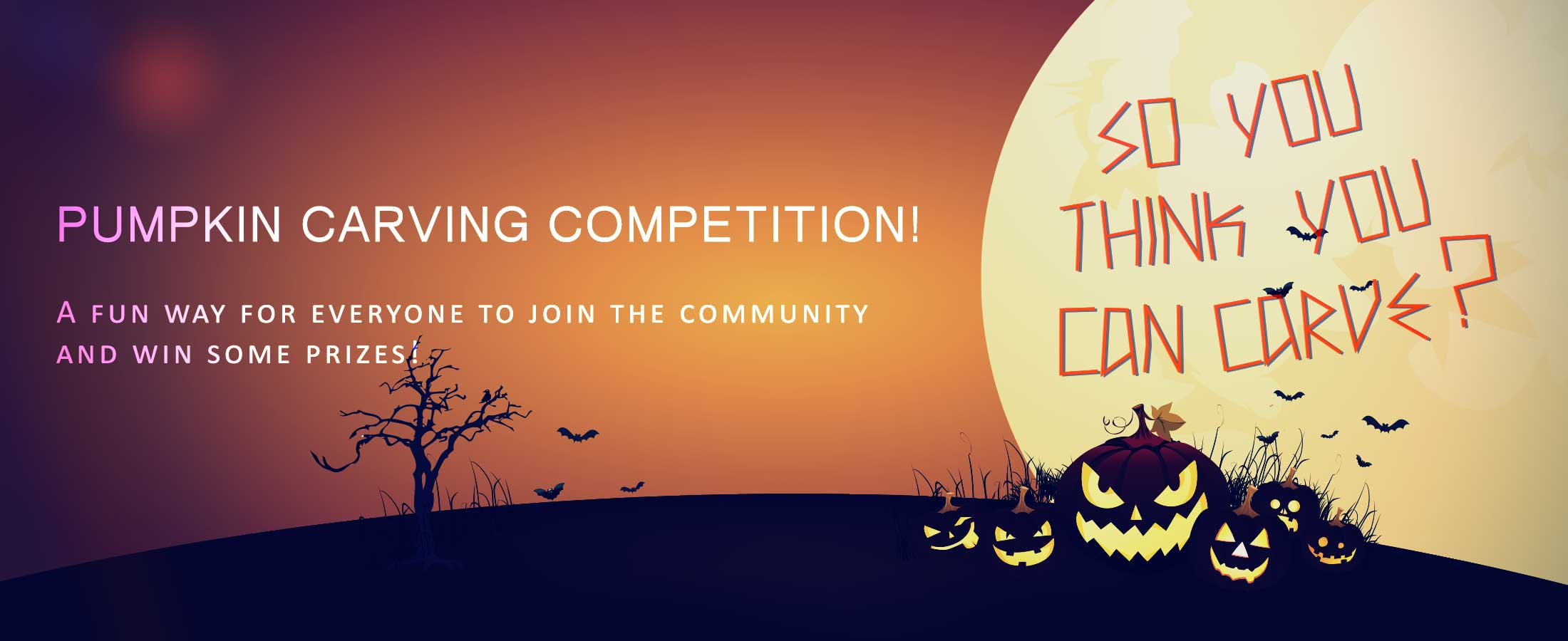 so you think you can carve hot yoga markham pumpkin carving competition